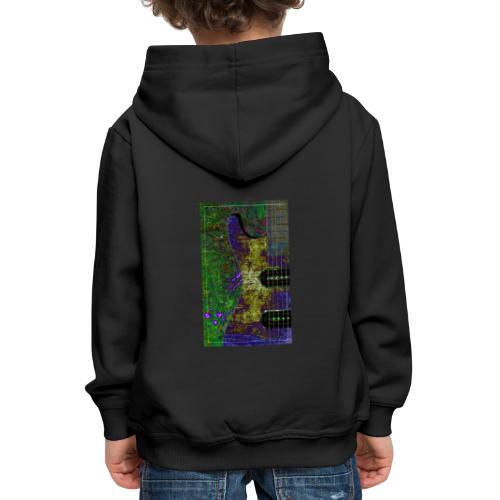 Music design gifts - Kids' Premium Hoodie