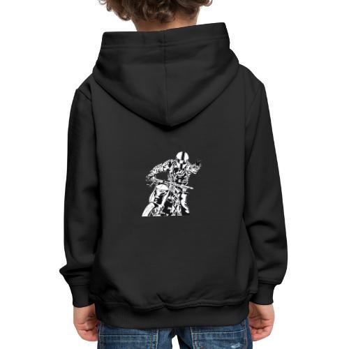Streetfighter - Kinder Premium Hoodie