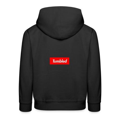 Tumbled Official - Kids' Premium Hoodie