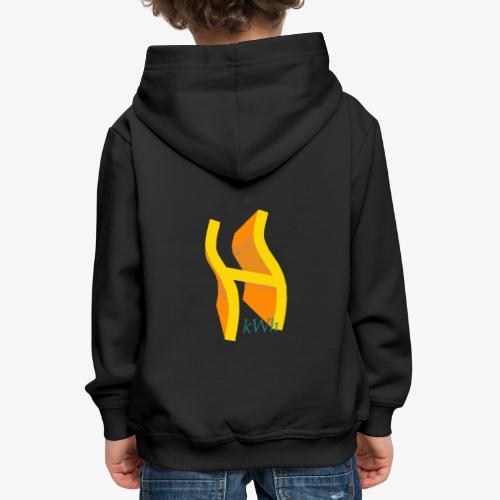Wasserstoff - Kinder Premium Hoodie