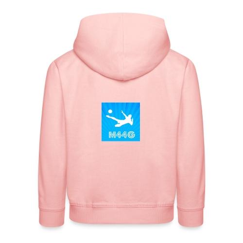 M44G clothing line - Kids' Premium Hoodie
