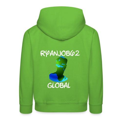 Ryanjob62 Global - Kids' Premium Hoodie