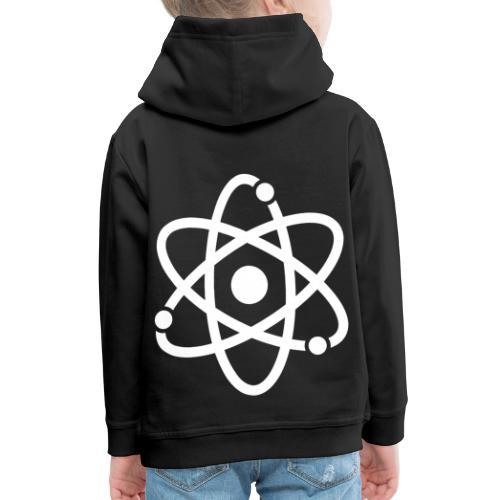 Atommodell - Kinder Premium Hoodie