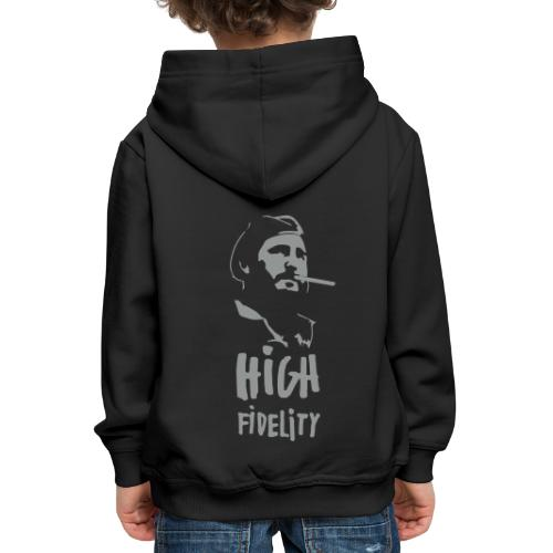 fidel 04 - Kinder Premium Hoodie