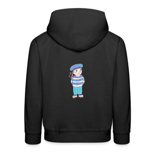 Matrosenjunge - Kinder Premium Hoodie