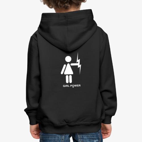 GP - Bluza dziecięca z kapturem Premium
