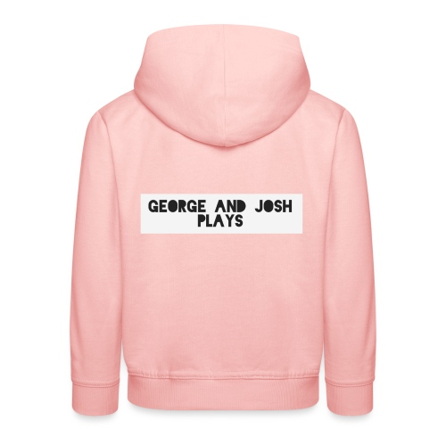 George-and-Josh-Plays-Merch - Kids' Premium Hoodie