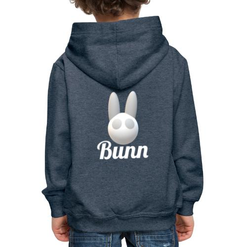 White Bunn - Kids' Premium Hoodie