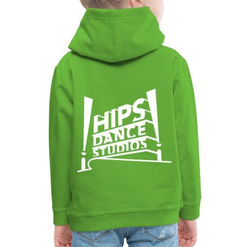 Hips_century - Premium hættetrøje til børn
