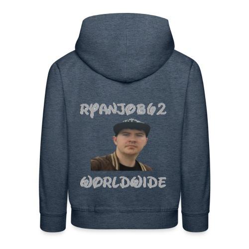 Ryanjob62 Worldwide - Kids' Premium Hoodie