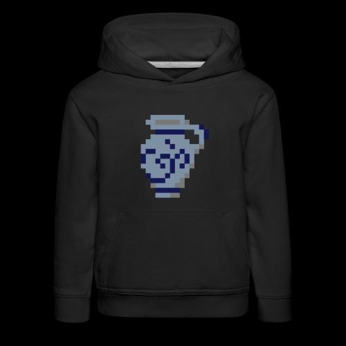 Pixel Bembel - Kinder Premium Hoodie