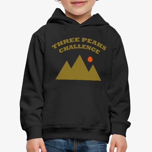 Three Peaks Challenge - Kids' Premium Hoodie
