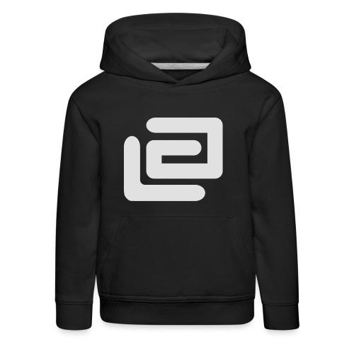 LeBang Apparel White Logo - Kids' Premium Hoodie