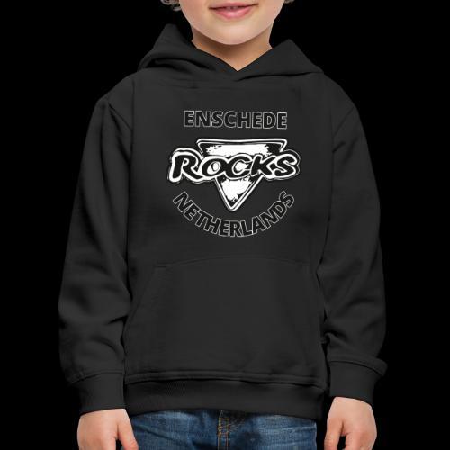 Rocks Enschede NL B-WB - Kinderen trui Premium met capuchon