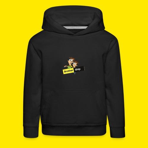 Nieuwe kleding met nieuwe producten! - Kinderen trui Premium met capuchon
