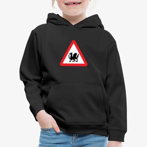 Welsh Dragon - Kids' Premium Hoodie