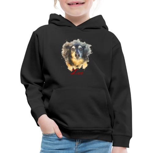 Zoe - Felpa con cappuccio Premium per bambini