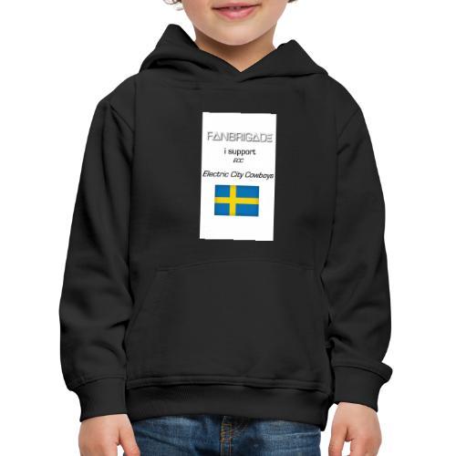 Fanbrigade - Premium hættetrøje til børn