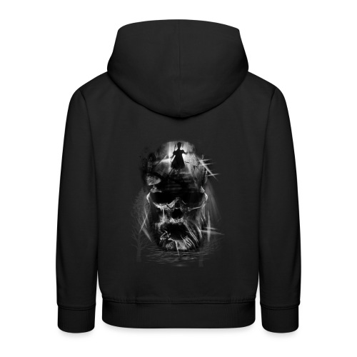 Out of the light - Kids' Premium Hoodie