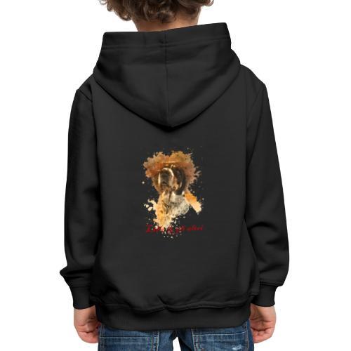 Lillo e gli altri - Felpa con cappuccio Premium per bambini