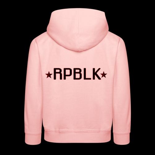 RPBLK - Kids' Premium Hoodie