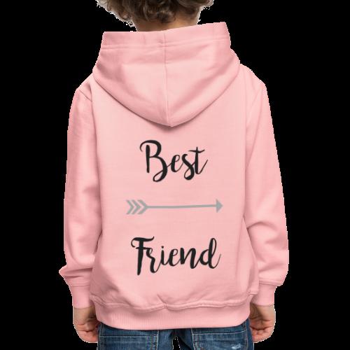 Best friend Teil 2 - Kinder Premium Hoodie