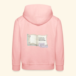 Forest of feelings - Kinder Premium Hoodie