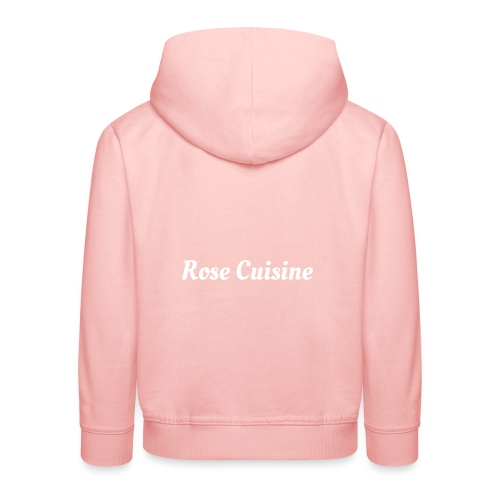 Rose Cuisine - Kinder Premium Hoodie