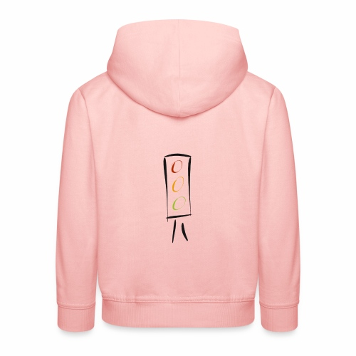 Traffic Lights - Kids' Premium Hoodie