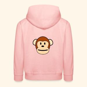 Monkey - Kinder Premium Hoodie