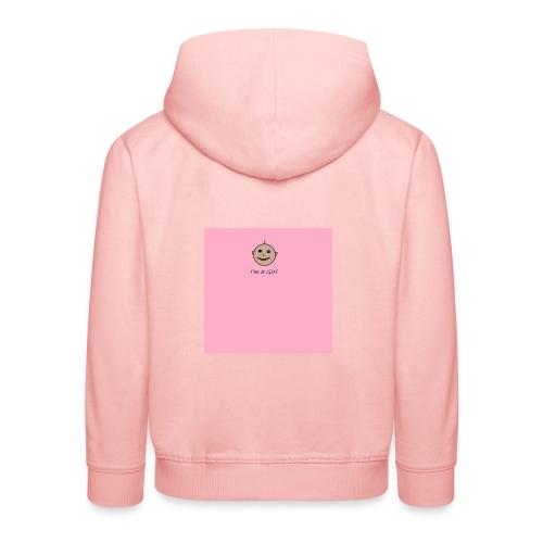 Girlspower - Kinder Premium Hoodie