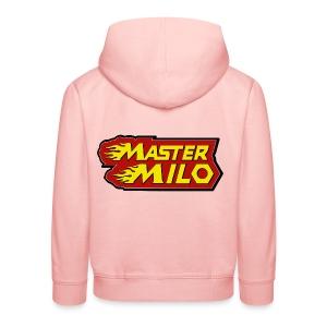MasterMilo - Kinderen trui Premium met capuchon