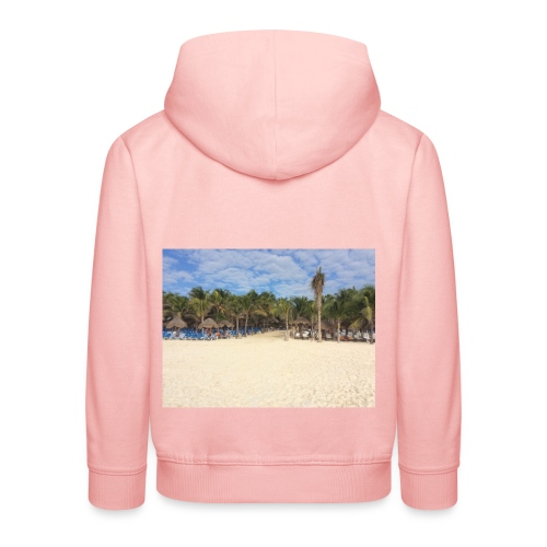 Strandweg - Kinder Premium Hoodie