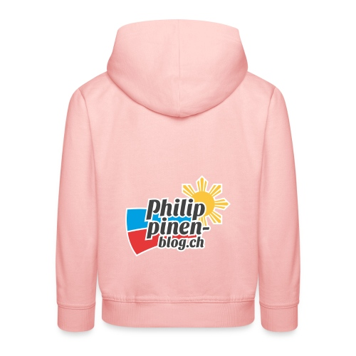 Das original Philippinen-Blog Logo - Kinder Premium Hoodie