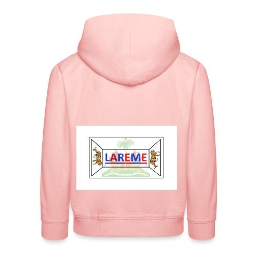 Larème the best - Pull à capuche Premium Enfant