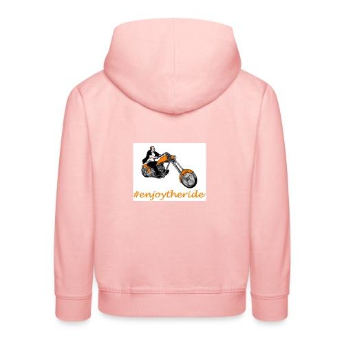 enjoytheride - Pull à capuche Premium Enfant