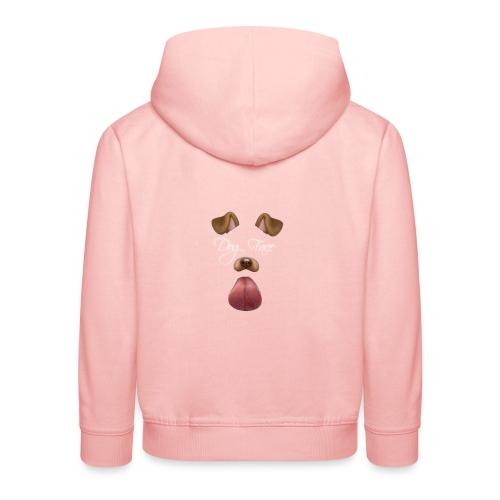 Dog Face - Kinder Premium Hoodie