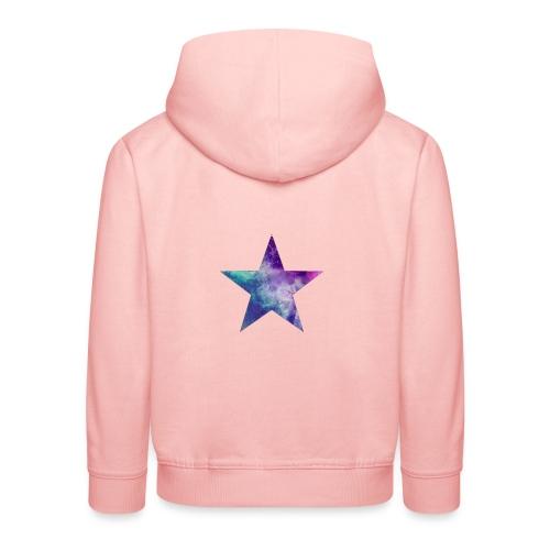estrella png by ladyany1 d5zcsi2 - Sudadera con capucha premium niño