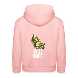 Chillkröte - Kinder Premium Hoodie
