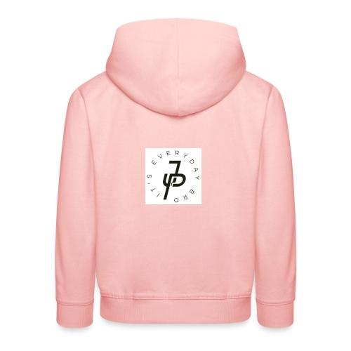 JP It's everyday bro - Premium-Luvtröja barn