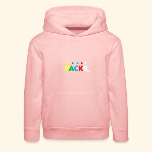 PACKSwear Hoodie - Premium hættetrøje til børn