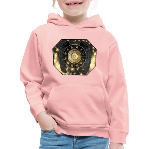 Your-Child Stjernetegn - Premium hættetrøje til børn