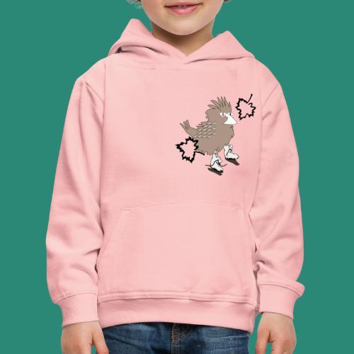 Ein Spatz - Kinder Premium Hoodie