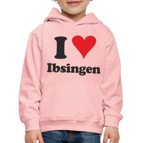 I Love Ibsingen - Kinder Premium Hoodie