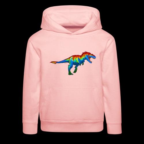 T-Rex - Kids' Premium Hoodie