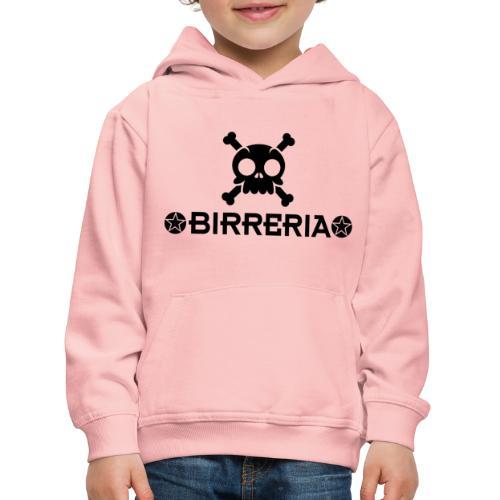 Kids Skull Birreria - Kinder Premium Hoodie