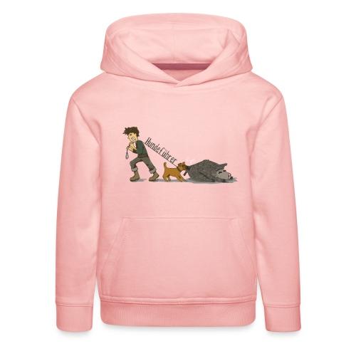 Hundeführer - Kinder Premium Hoodie