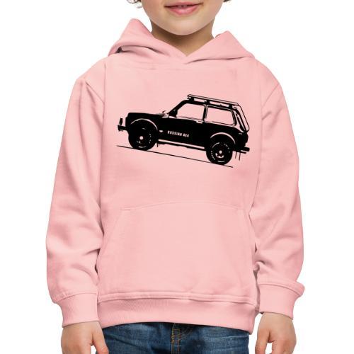 Lada Niva 2121 Russin 4x4 - Kinder Premium Hoodie