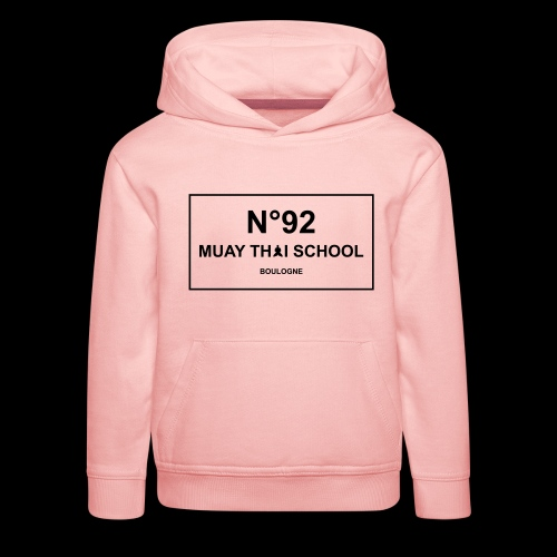 MTS92 N92 - Pull à capuche Premium Enfant