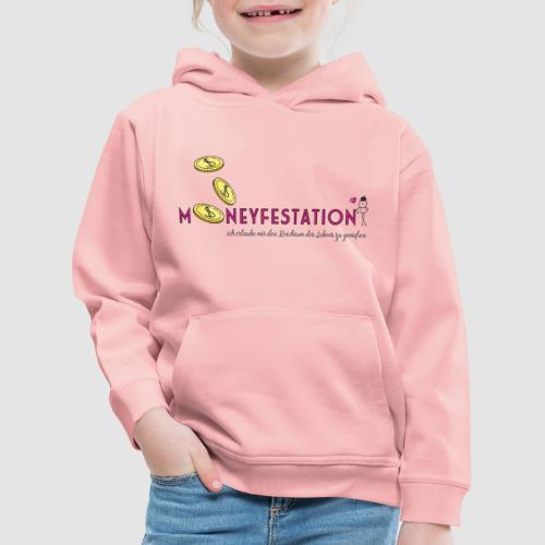 moneyfestation - Kinder Premium Hoodie